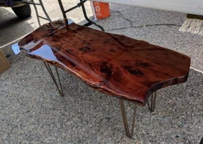 Table Sculpture - Irving Village Albuquerque