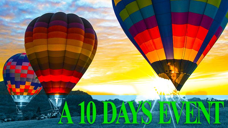 Albuquerque International Balloon Fiesta Arts & Crafts