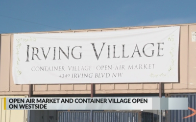 New open-air market opens on Albuquerque's west side